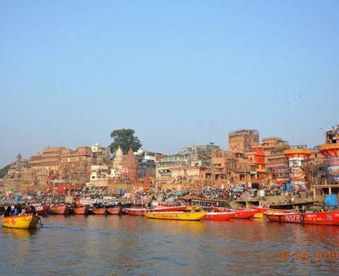 India Rajasthan e Varanasi – Pasqua 2019