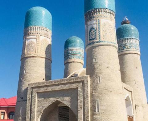 Uzbekistan – Aprile 2019